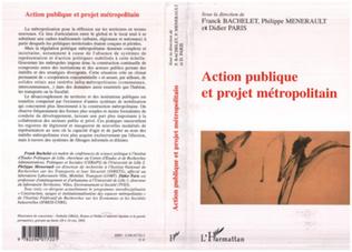 Couverture Action publique et projet métropolitain