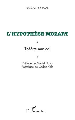 Couverture L'hypothèse Mozart