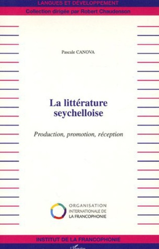 Couverture La littérature seychelloise