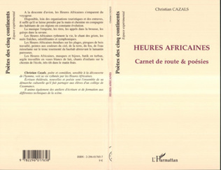 Couverture Heures africaines