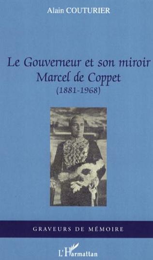 Couverture Le Gouverneur et son miroir