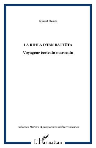 Couverture La Rihla d'Ibn Battûta