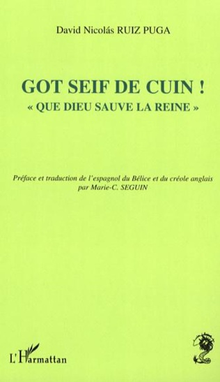 Couverture Got seif de cuin !
