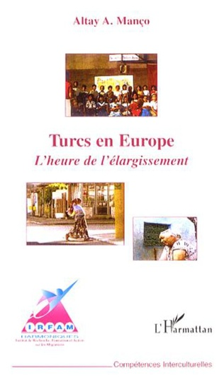 Couverture Turcs en Europe