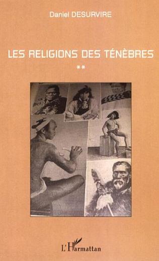 Couverture Les religions des ténèbres