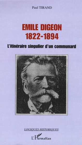 Couverture Emile Digeon