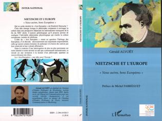 Couverture Nietzsche et l'Europe