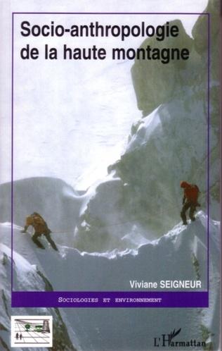 Couverture Socio-anthropologie de la haute montagne