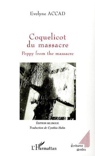 Couverture Coquelicot du massacre