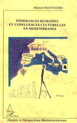 Couverture Itinérances humaines et confluences culturelles en Méditerranée