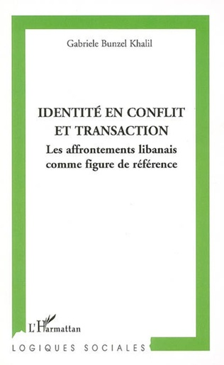 Couverture Identité en conflit et transaction