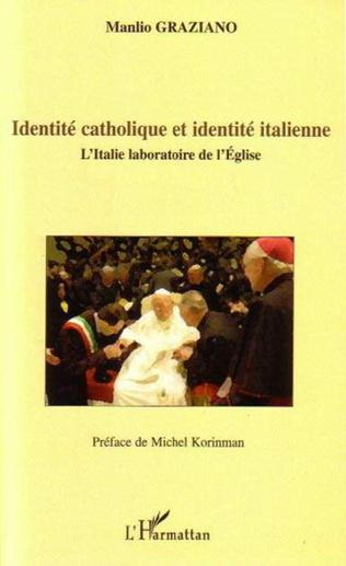 Couverture Identité catholique et identité italienne