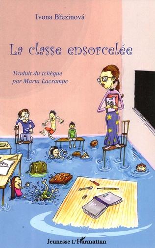 Couverture La classe ensorcelée