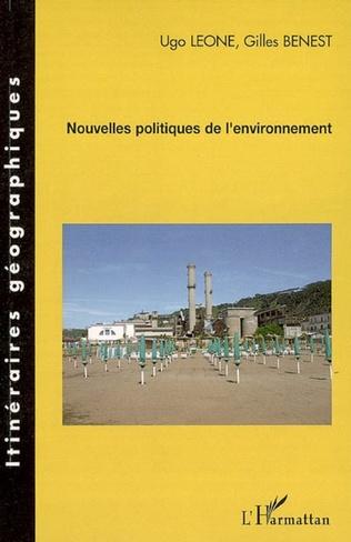 Couverture Nouvelles politiques de l'environnement