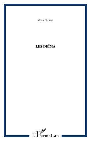 Couverture Les Deïma