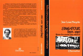 Couverture Singapour, 1959-1987