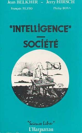 Couverture Intelligence-Société