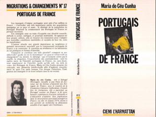 Couverture Les Portugais en France