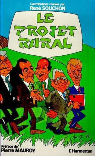 Couverture Le projet rural