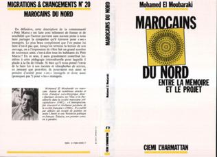Couverture Marocains du Nord