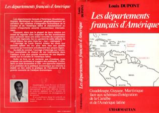 Couverture Les départements français d'Amérique