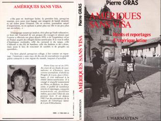 Couverture Amérique sans visa