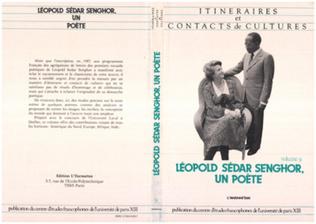 Couverture Léopold Sédar Senghor, un poète