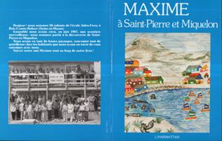 Couverture Maxime à St-Pierre et Miquelon