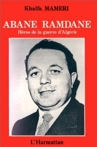 Couverture Abane Ramdane, héros de la guerre d'algérie
