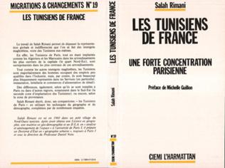 Couverture Les Tunisiens de France