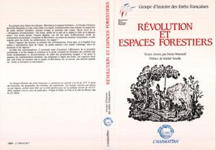 Couverture Révolution et espaces forestiers