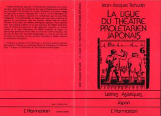 La Ligne Du Theatre Proletarien Japonais Jean Jacques