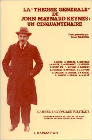 Couverture La théorie générale de John Maynard Keynes