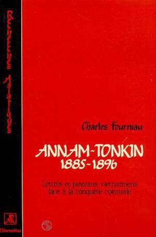 Couverture Annam-Tonkin 1885-1896