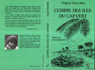 Couverture Cuisine des îles du Cap-Vert