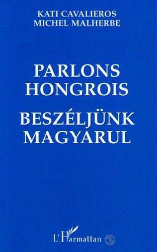 Couverture Parlons hongrois