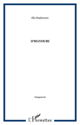 Couverture O'Mayouri
