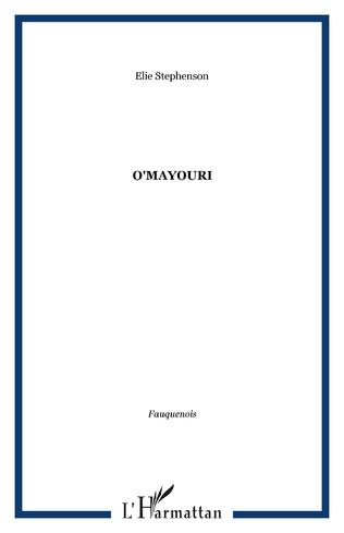 Couverture O'Mayouri