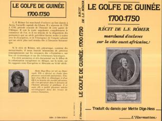Couverture Le golfe de Guinée, 1700-1750