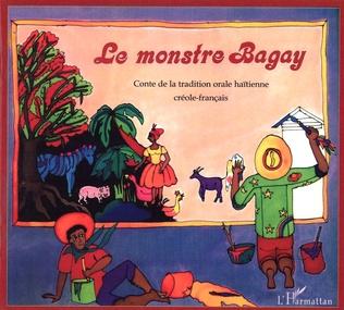 Couverture Le monstre Bagay