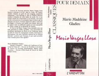 Couverture Mario Vargas Llosa