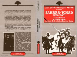 Couverture Sahara-Tchad 1898-1900