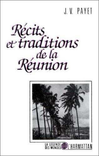 Couverture Récits et traditions de la Réunion