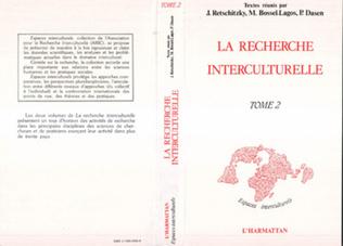 Couverture La recherche interculturelle
