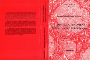 Couverture Turquie, Moyen-Orient et communauté européenne