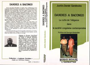 Couverture Dandies à Bacongo