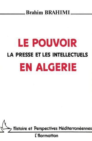 Couverture L'Algérie, du Sahara au Sahel