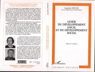 Couverture Guide du développement local et social