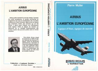 Couverture Airbus, l'ambition européenne