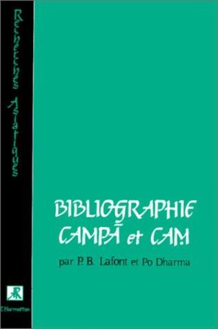 Couverture Bibliographie Campa et Cam
